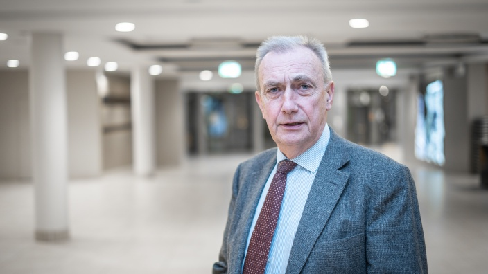 Auf diesem Bild sehen Sie den Ratsvertreter Dirk Hartleif.