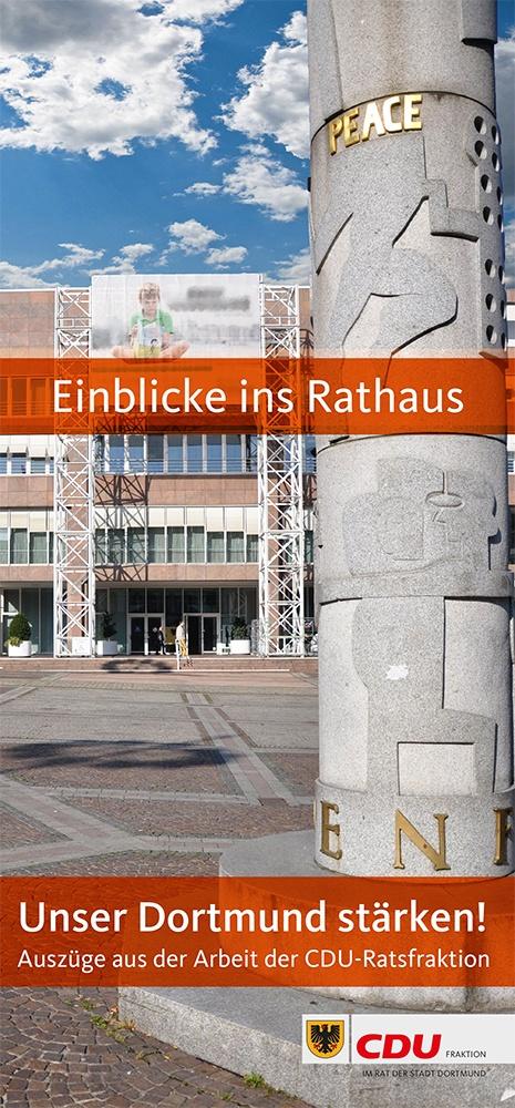 November 2018: Einblicke ins Rathaus